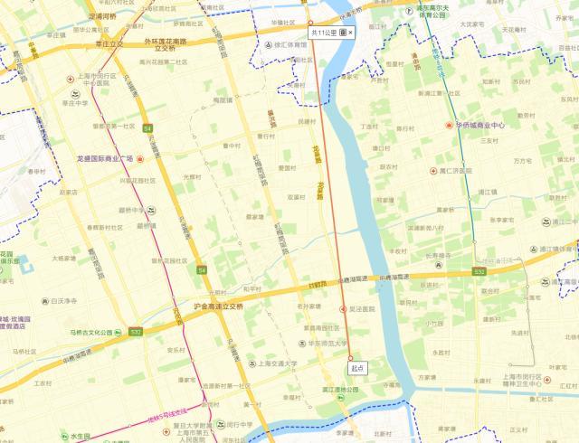 上海市闵行区兰香湖开挖:0.4平方公里,周围农村农田将大片消失