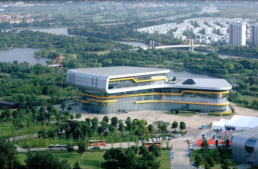 上海车_上海汽车博览公园