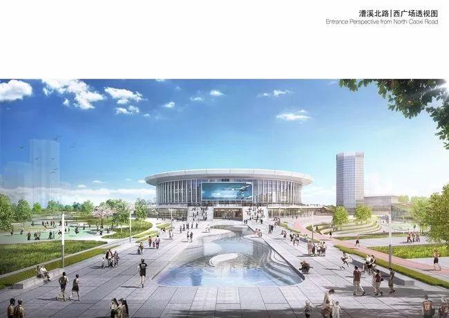 上海热线HOT新闻--徐家汇体育公园改造工程正
