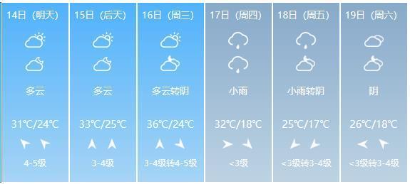 上海5月热死人 气温飙升将超35度 这回真要入夏了