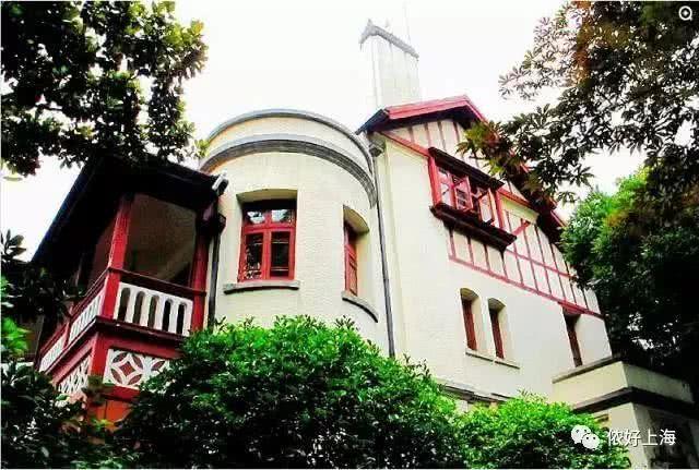 老上海的红色!徐汇这些花园洋房终于要对外开放了!三角梅情调的是花吗图片