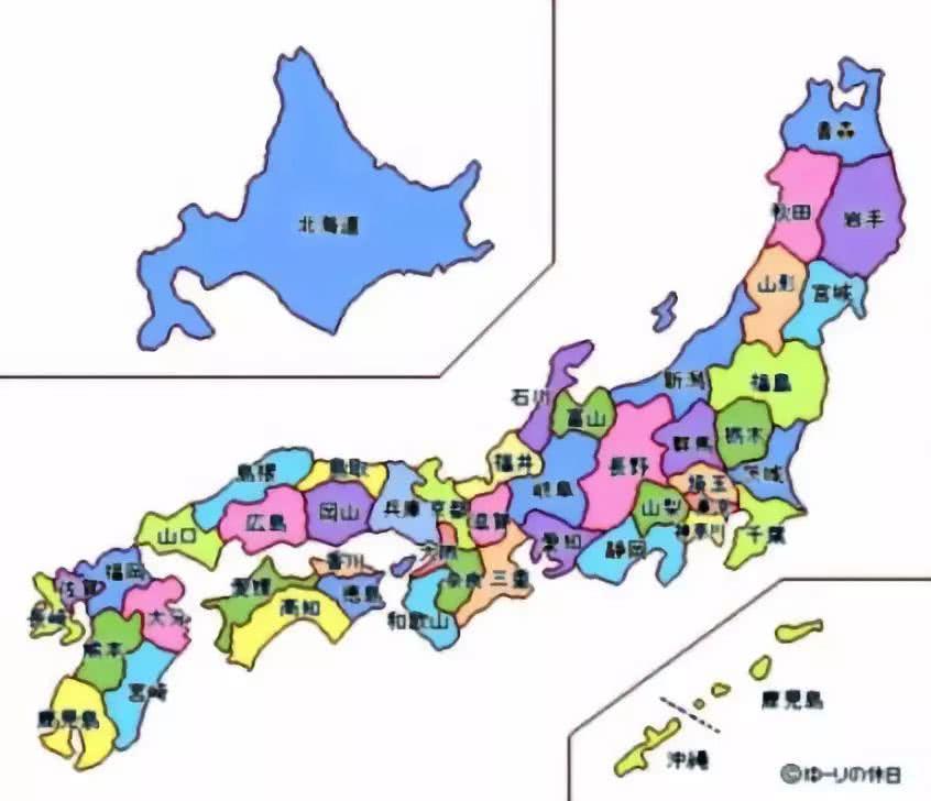 日本面积和人口_从国土面积和人口来看, 日本真的算是 弹丸小国 吗