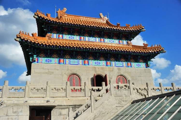 杨浦区图书馆新馆塔楼 摄影:杨建正   地址:杨浦区恒仁路128号