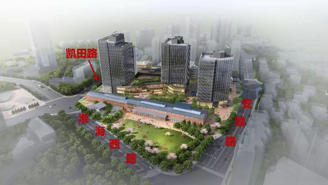 长宁又有两大工程项目开建,规划