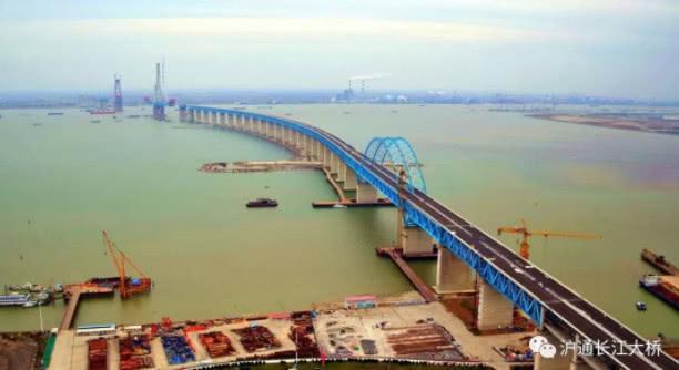 2019上海基本建成沪通铁路一期,开工沪苏湖高铁和沪通二期!
