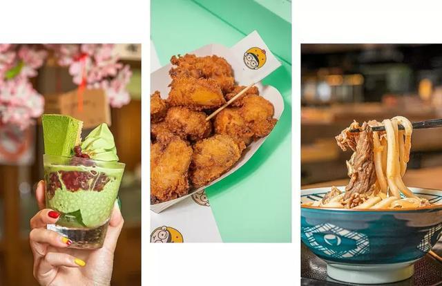 上海日月光b1美食_升级版打浦桥日月光地下美食宝藏,藏着1000+特色美食和多重福利 ...