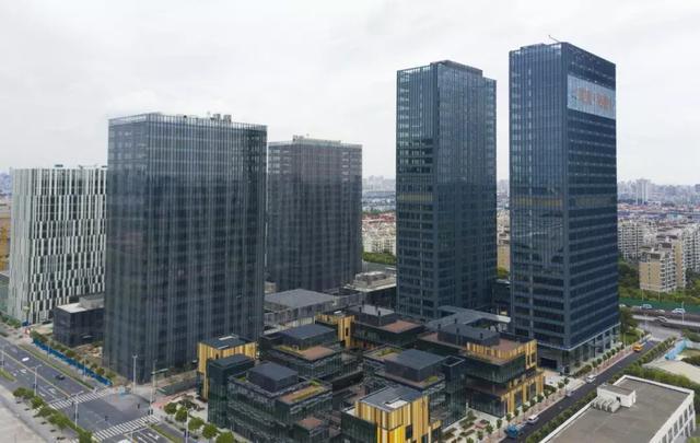 上海办公楼空置率上升?不存在!这些新贵正在加速入场