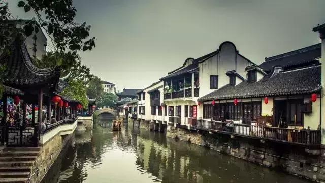 上海这几个古镇,足迹斑驳却又不失韵味,周末去正好