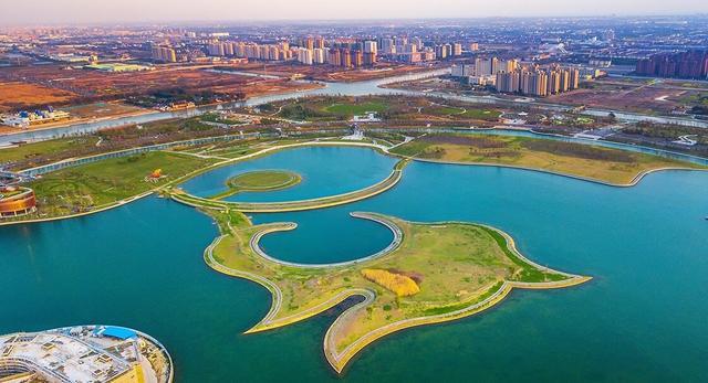 奉贤区不仅有上海之鱼:新的建设已经遍布南桥,现代化城区正成型