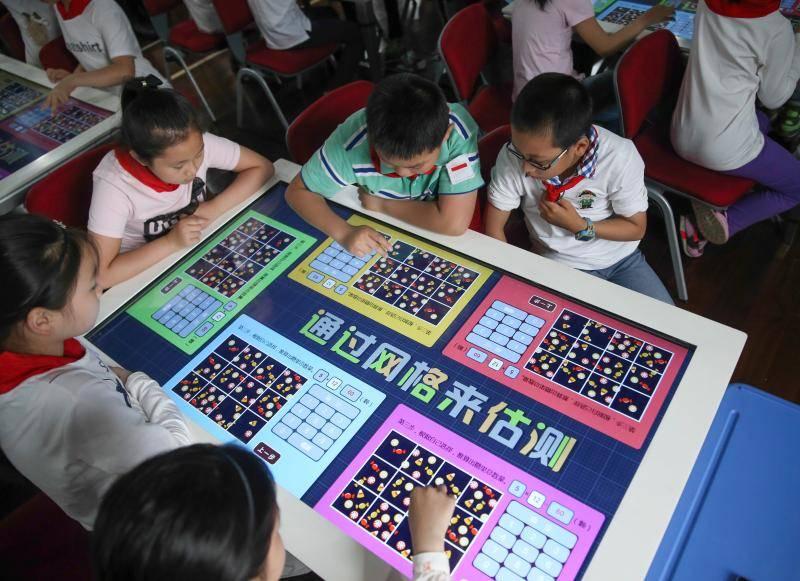 孩子学不会数学因为啥?上海这所学校靠AI分析原因,结果竟这么准