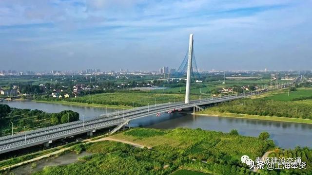 """看奉贤""""十三五""""期间建成了哪些重大交通基础设施"""