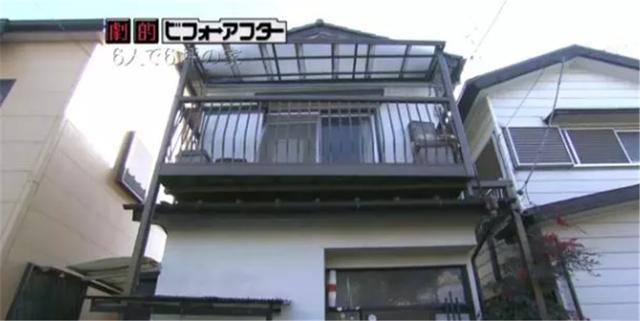 日本一家6口住6坪的房子,睡在厨房里床尾是洗漱台这咋住?