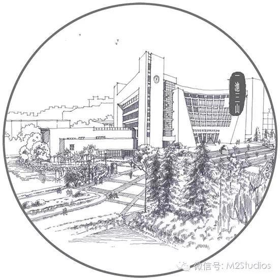 """上海大学校庆日来临 发布手绘版""""上大八十一景"""""""
