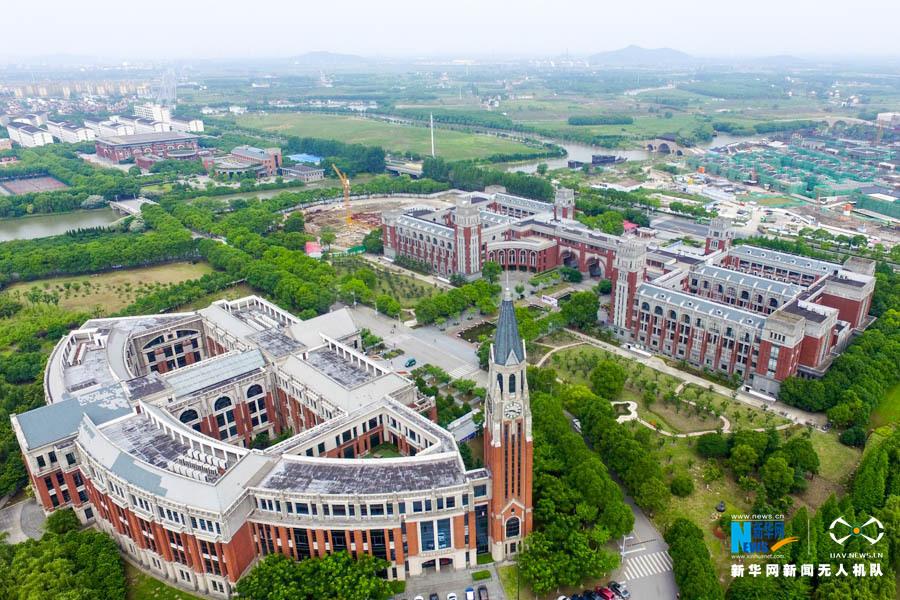 育的东方明珠 华东政法大学图片