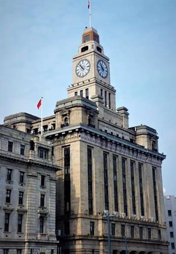 上海热线HOT新闻 注意 90高龄海关大钟今起检修 期间走时可能不准