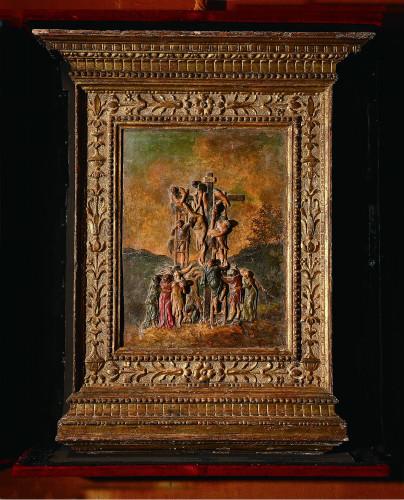 图说:米开朗基罗《耶稣下十字架》 主办方供图