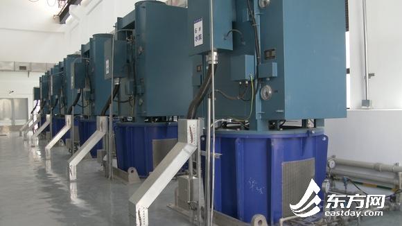"""迎战""""安比""""!探访华泾西雨水泵站:排水能力升级 今年防汛更""""智能""""图片"""