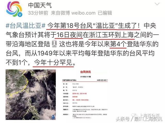 这届台风厉害了!不仅有沪C牌照,还学会说上海话了