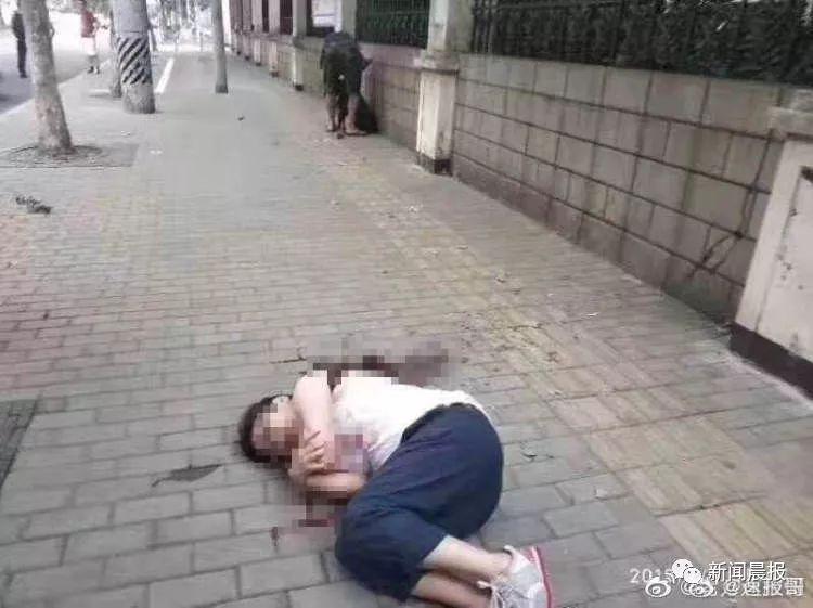 上海街头烈性犬咬伤女路人!犬主称手续合法合规,网友连发疑问…