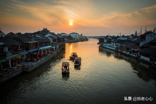上海最有特色的十座古镇,每个都非常惊艳,别只去东方明珠了