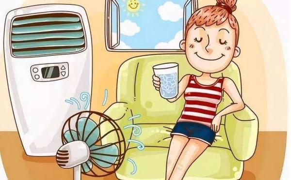 我们小时候,为啥不怕热?看完不许哭……