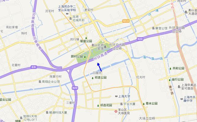 《【无极2平台主管待遇】上海市宝山区祁连山路大桥雏形具备:补足全区交通至关重要的短板》