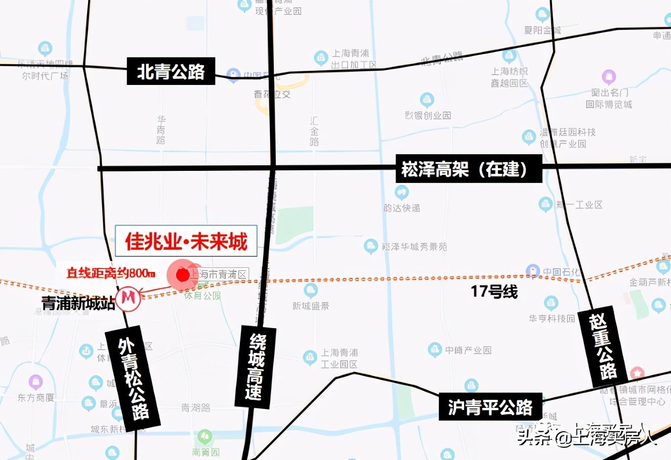 买上海新房300-500万预算,春节后有哪些新房值得去摇一摇