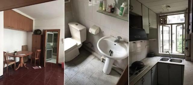 海归夫妻爆改64㎡小户型,榨干每一寸,收纳柜竟然装进半个家