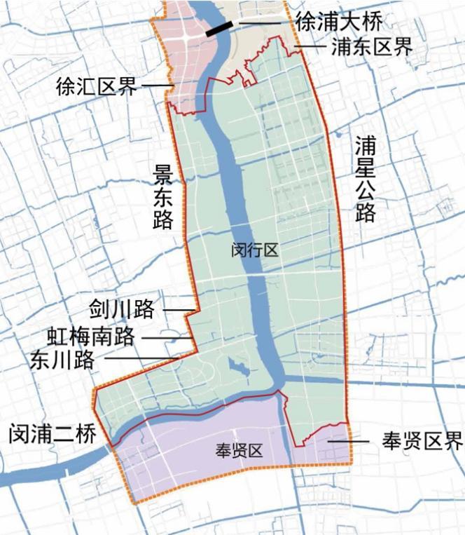"""闵行""""浦江两岸""""最新进展来了……(图3)"""