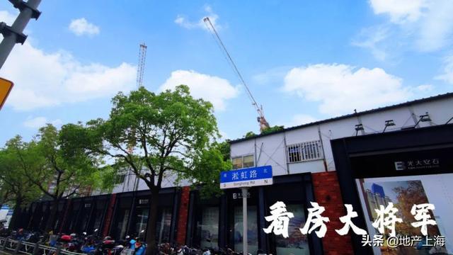 我们通过这个板块,见证了上海市政规划的伟大