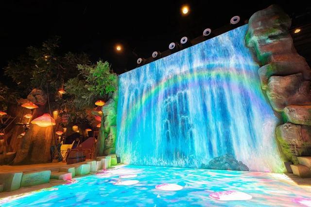 锁定蓝精灵乐园奇幻夜!一个专属于孩子的夏夜狂欢